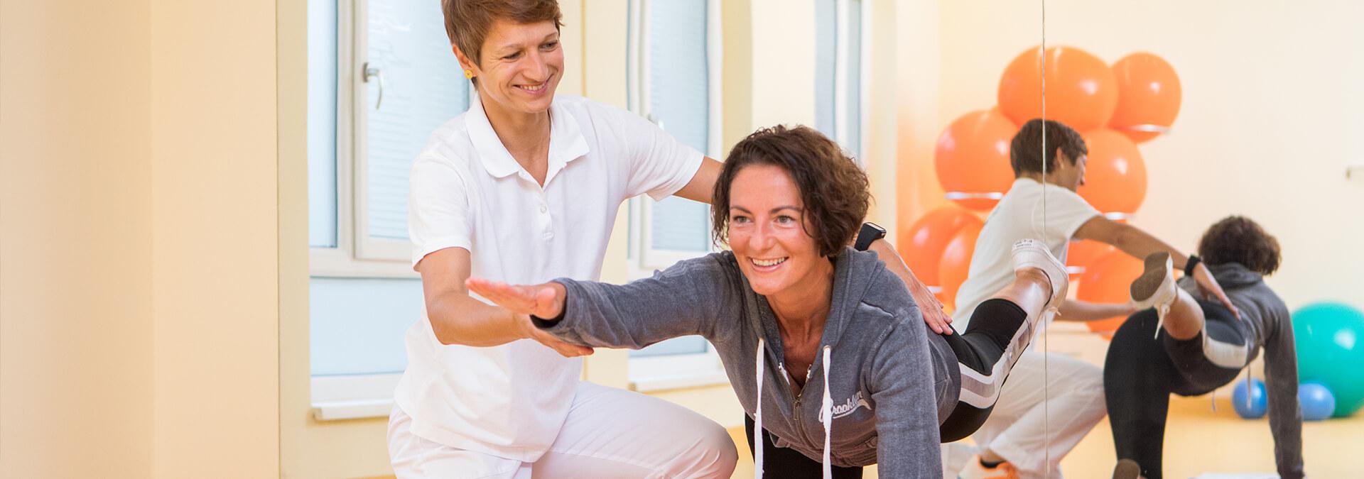 OptimaMed Kittsee Therapie