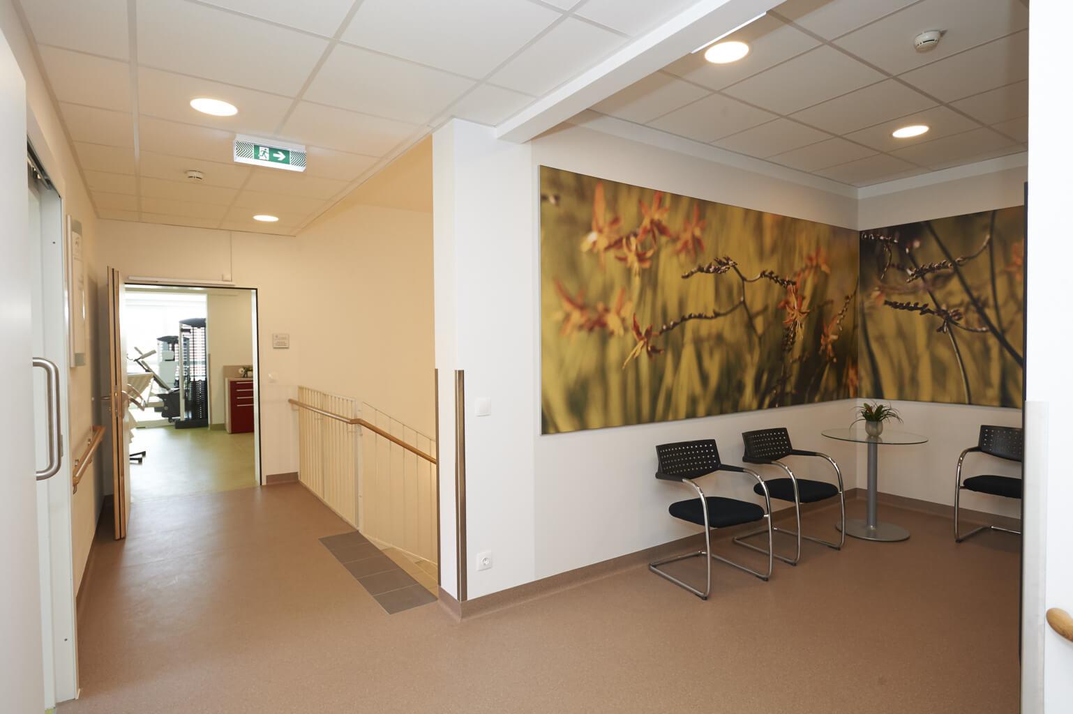 Physikalisches Institut Kittsee Wartebereich