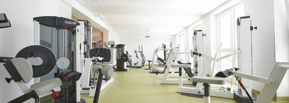 Physikalisches Institut Kittsee Fitnessstudio