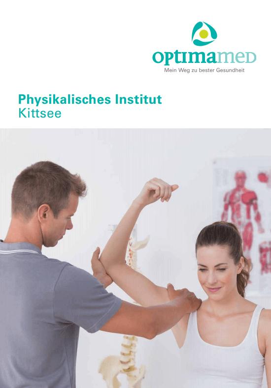 Folder Physikalisches Institut Kittsee