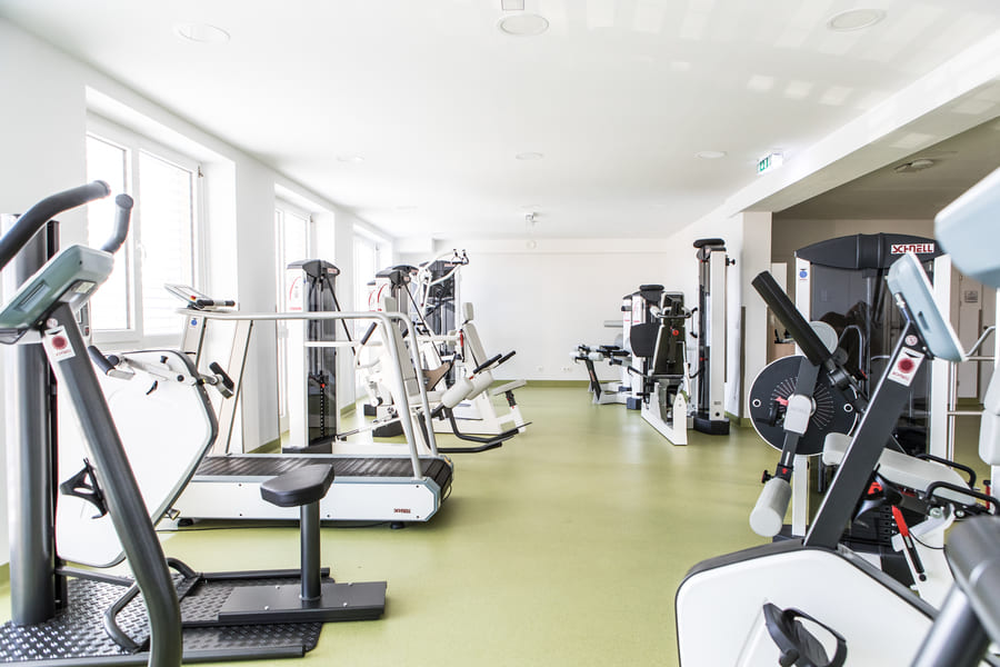 OptimaMed Physikalisches Institut Kittsee_Fitnessraum